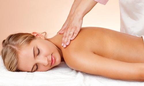 Massagem Dorsal 1