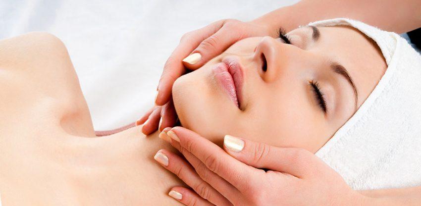 Massagem Facial 1