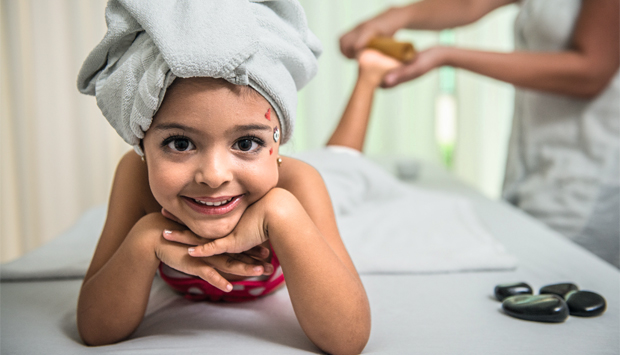 Massagem Infantil (Até 6 Anos) 2