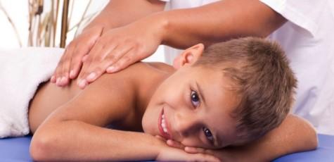 Massagem Infantil (Até 6 Anos) 1