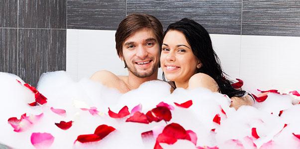 Banho para Casal 1