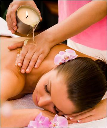Candle Massage 1