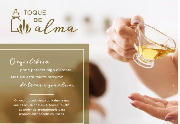 Toque de Alma - Aroma Touch 3