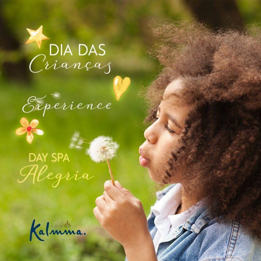 Day Spa Alegria - Responsável e Criança ou 2 Crianças 1