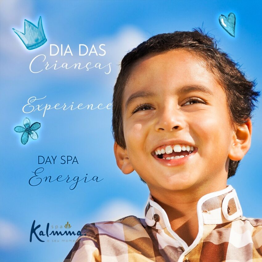 Day Spa Energia - Responsável e Criança ou 2 Crianças 1