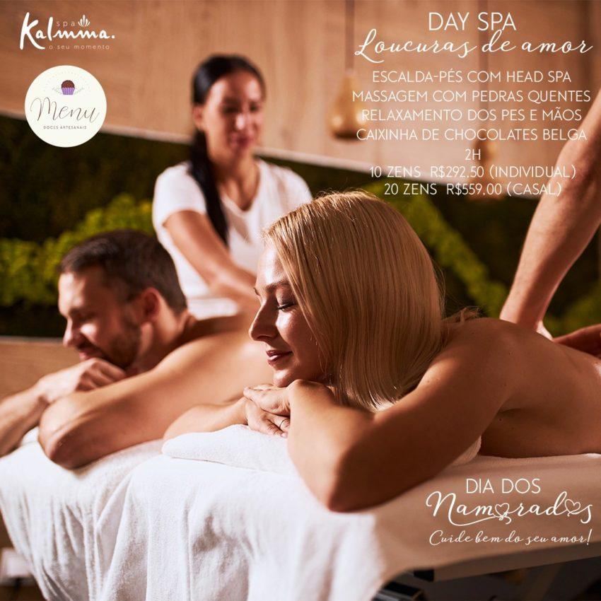 Day Spa - Loucuras de Amor - Casal 1