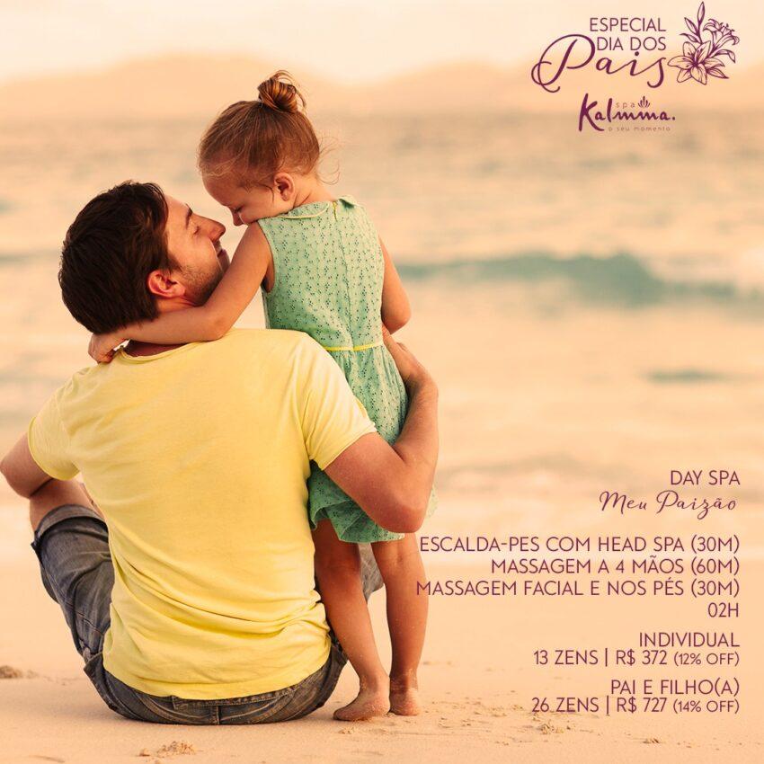 Day Spa - Meu Paizão - Pai e Filho/a 1