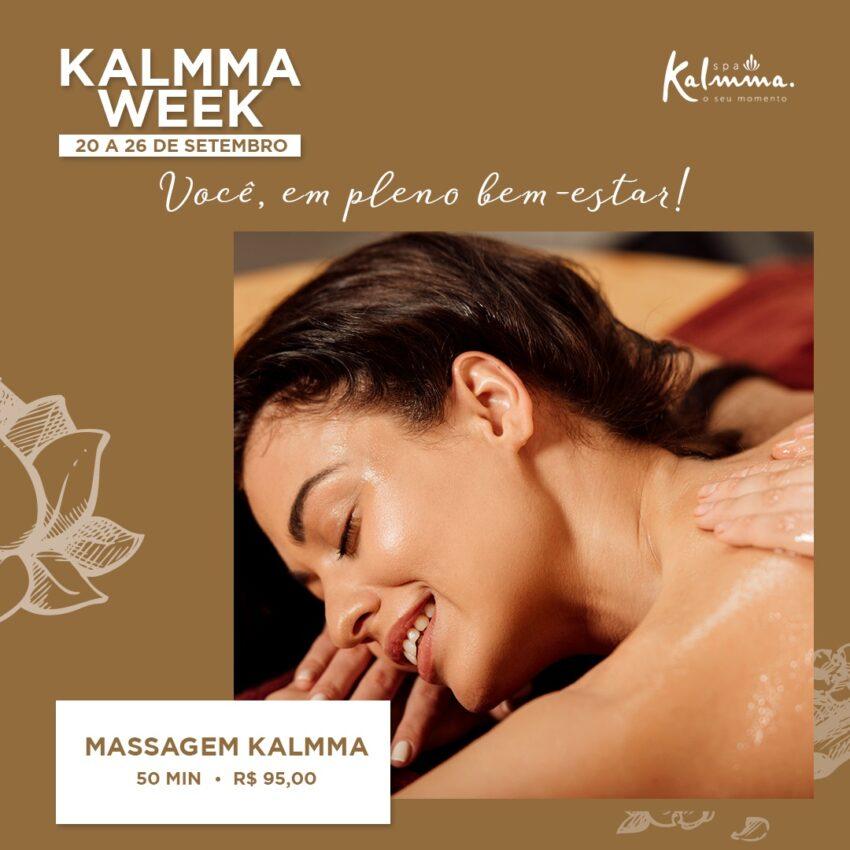 Kalmma Week - Massagem Kalmma 1